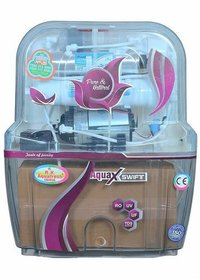 R.K. AQUA FRESH INDIA ZX Plus RO, UV, UF, Minerals and TDS Water Purifier, 12 L