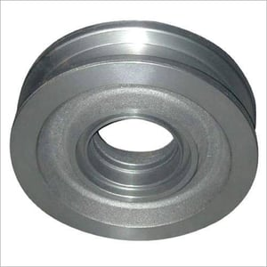 Steel Casting Pulley