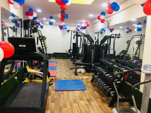 Commercial Gym Setup