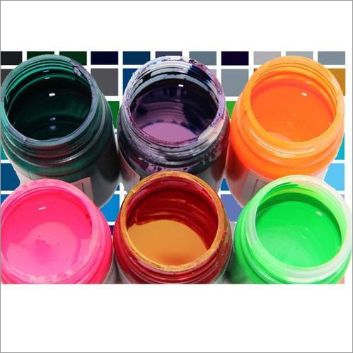 Fluorescent Pigment for Paper Coatings