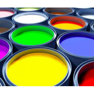 Fluorescent Pigments for Paints