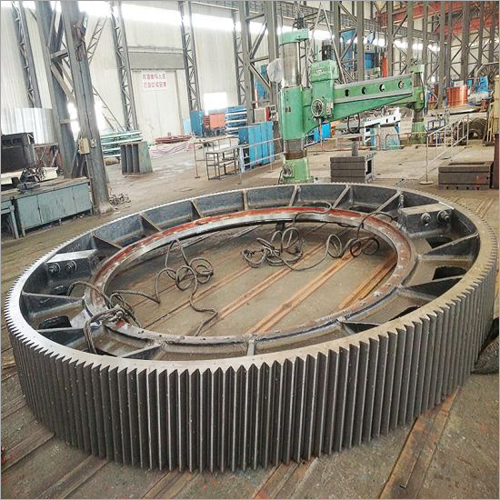 Steel Casting Girth Gear