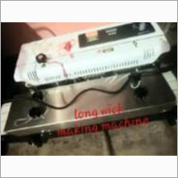 Long Wicks Making Machine