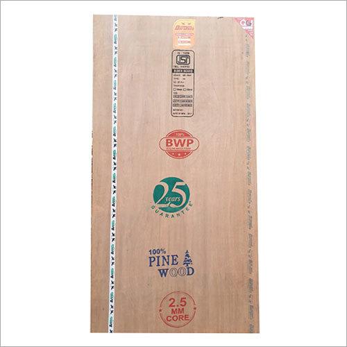 Pine Wood Plywood
