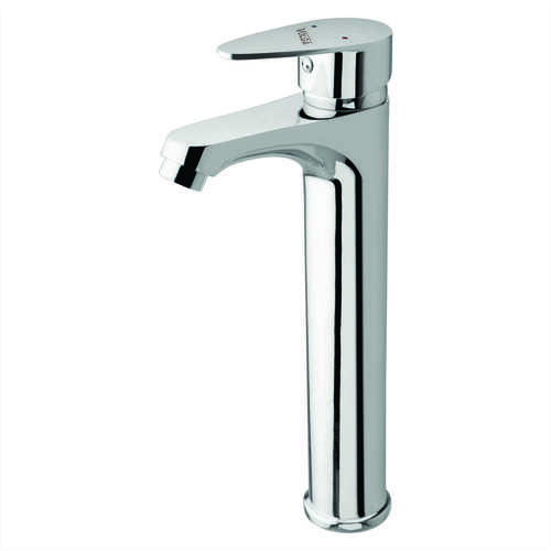 PEARL SINGLE LEVER BASIN MIXER EXTENDED BODY