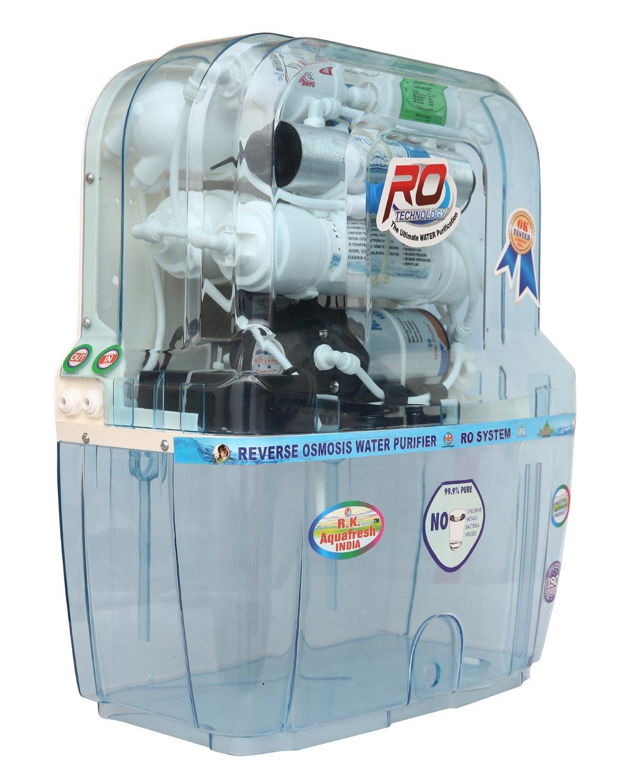 R.k. Aqua Fresh India AZ-14 Stage Transparent Storage Ro Uv Uf Minerals Ro Water Purifier with One Year Onsite Warranty