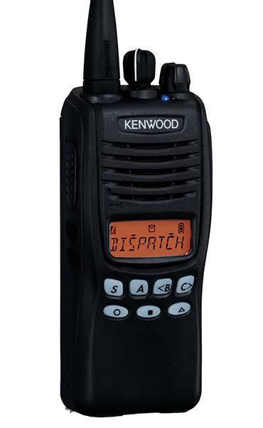 Kenwood digital walkie talkie TK-2317