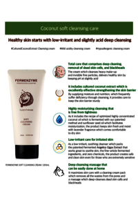 Fermenzyme Soft Cleansing Cream