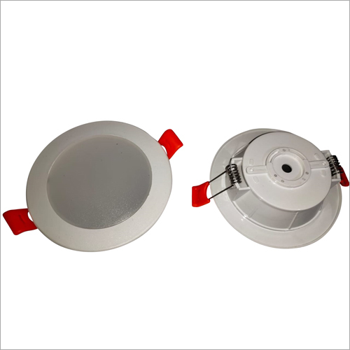 Led concealed down light housing