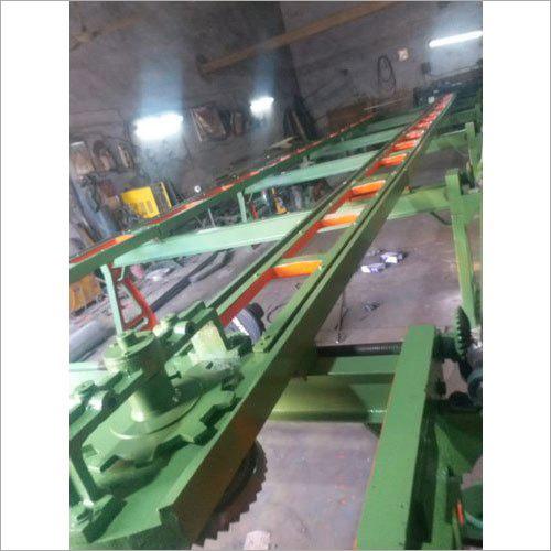 Manual Open Stenter Machine