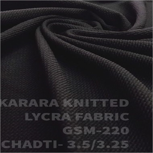Karara 4 way Lycra Knitted Fabric