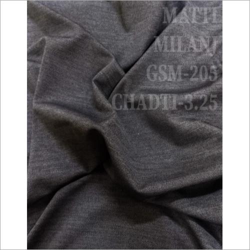 Matty Melange Knitted Fabric