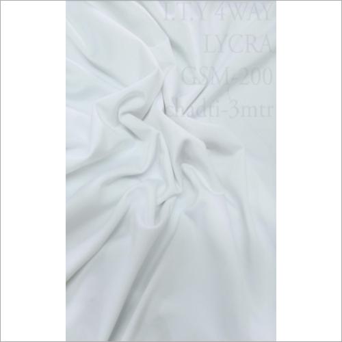 4 Way Stretch Lycra Fabric