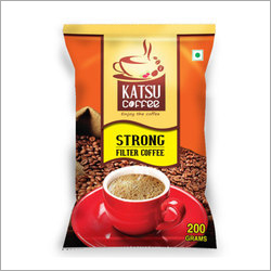 Strong Filter Coffee Powder
