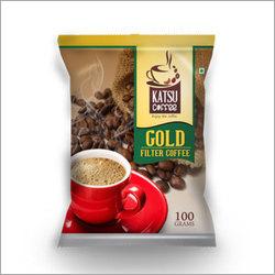 Gold Filter Coffee Powder
