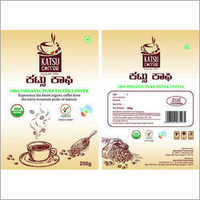 250 gm Organic Pure Filter Coffee Powder