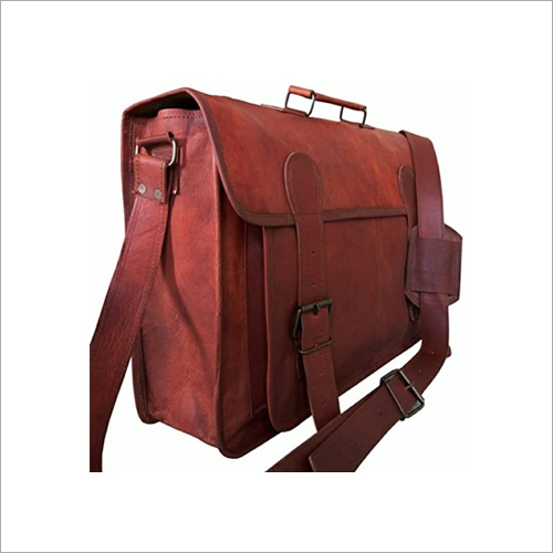 Office Pure Leather Bag
