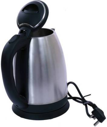 Ortec 5008A-540 Electric Kettle  (1.8 L, Silver)