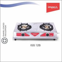 IMPEX Gas Stove (IGS 12B)