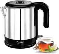 Prestige PKMSS 1.2 (41589) Electric Kettle  (1.2 L, White, Black)