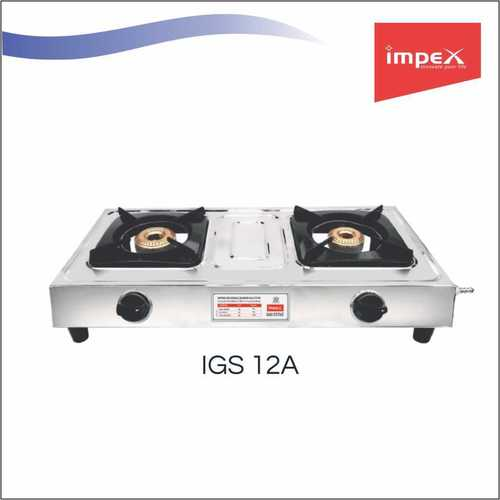 IMPEX Gas Stove (IGS 12A)