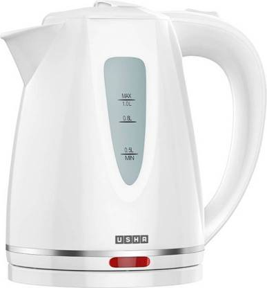 Usha kettle ek 3315 Electric Kettle  (1 L, White)
