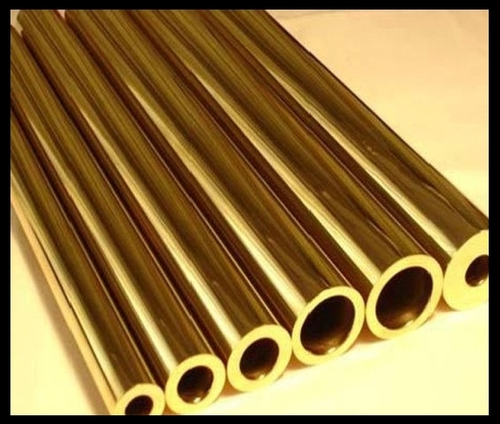 UNS C23000 Red Brass Alloy Pipes / Tubes