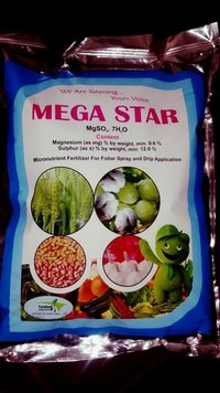 Mega Star Micronutrient Fertilizer