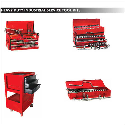 Heavy Duty Industrial Services Tool Kits