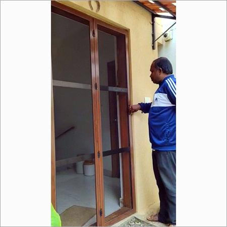 Openable Double Door system
