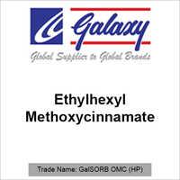 Ethylhexyl Methoxycinnamate