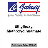 Ethylhexyl Methoxycinnamate
