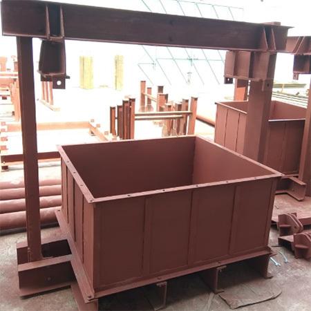 Industrial Conveyor Structure