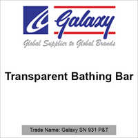 Transparent Bathing Bar