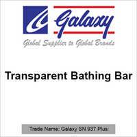 Transparent Bathing Bar