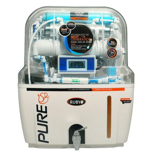 Ruby Water Purifier RO+UV+UF+TDS with Auto Flush & Display