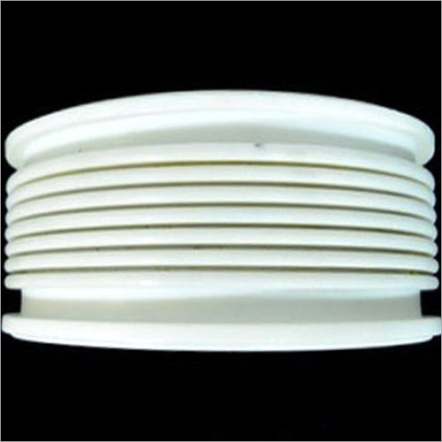 PTFE White Line Bellow