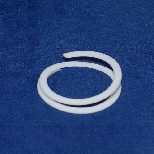 Glass Filled PTFE Spiral Ring