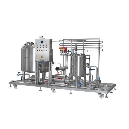 Automatic Mini Dairy Plant