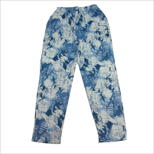 Kids Floral Printed Lower