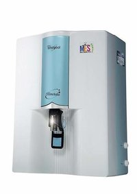 whirlpool classic90 8.5 L Water Purifier (White and Blue)