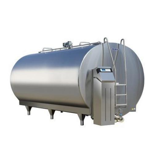 Horizontal Milk Supply Tank