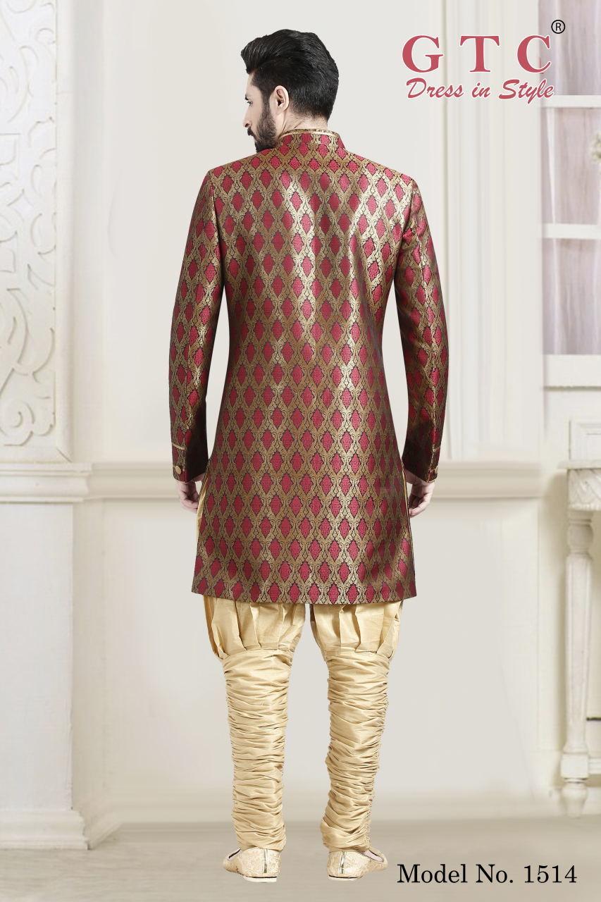 Mens modern indo westren sherwani