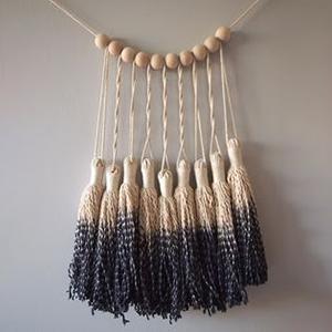 Wall Hanging Tassel Fringe