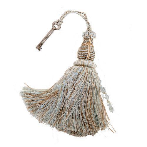 Decorative Key Tassel