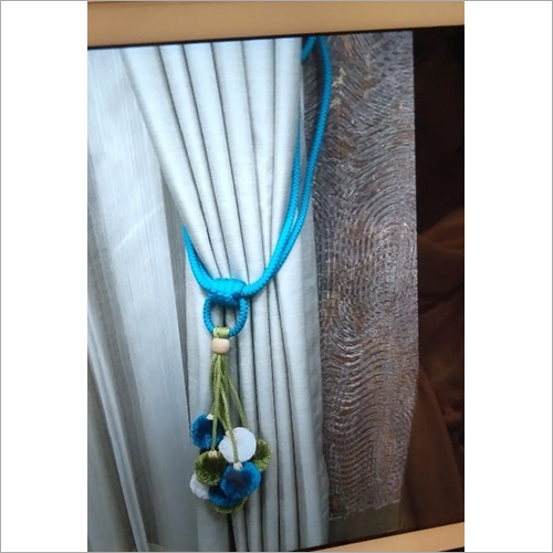 Polyester Curtain Tassel Tieback