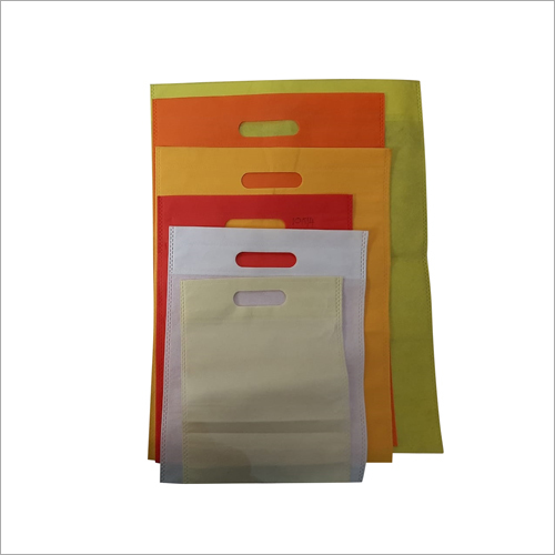 Non Woven D Cut Carry Bag