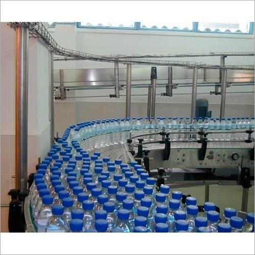 Industrial Bottle Conveyor