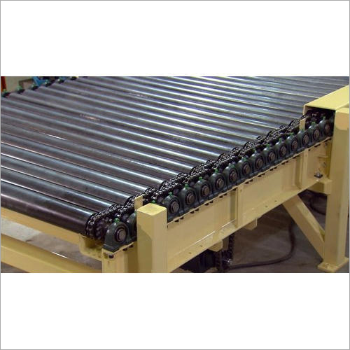 Mild Steel Roller Conveyor