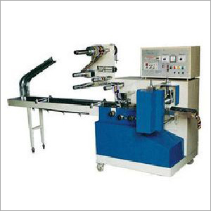 Electric Horizontal Flow Wrapping Machine